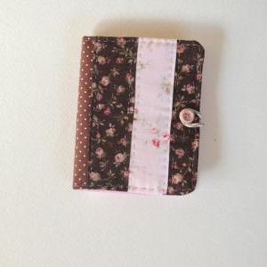Quilted Needlebook / Travel-sized S..